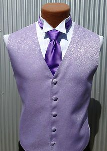 I like the triangle pattern on the vest and the contrast between the necktie and vest.