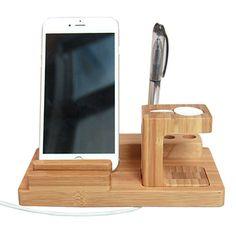 www.amazon.com Charging-Station-Wooden-Bamboo-Holder dp B013XW15E6 ?keywords=wooden+charging+station&qid=1442959287&ref=sr_1_4&ie=UTF8&sr=8-4