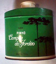 É da sua época?: [1970] Talco Pinho Campos do Jordão