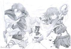 Haciendo lo que me gusta :) Dibujo kawaii #Manga (Me falta de dibujar una cosa, a ver si os dais cuenta) jaja fallos técnicos, las prisas no son buenas xD) #Kawaii #dibujo #Draw