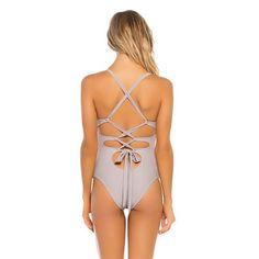 Women's Tie Back One