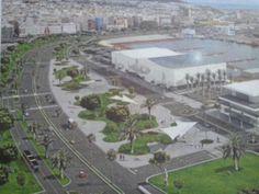Las Palmas de Gran Canaria. Istmo de la Isleta