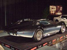 Corvette Manta Ray, rear
