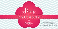 Peoni Patterns | dafont.com