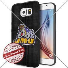 NEW James Madison Dukes Logo NCAA #1219 Samsung Galaxy S6 Black Case Smartphone Case Cover Collector TPU Rubber original by WADE CASE [Samsung Galaxy S6 Black Case] WADE CASE http://www.amazon.com/dp/B017KVON7C/ref=cm_sw_r_pi_dp_X19ywb1GSA8VK