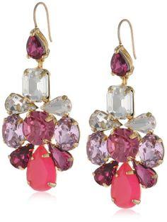 Juicy Couture Chandelier Earrings