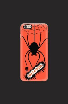 Spooktastic phones cases! Available for iPhone 6, iPhone 6 Plus, iPhone 5/5s, Samsung Cases and many more. Happy Halloween!