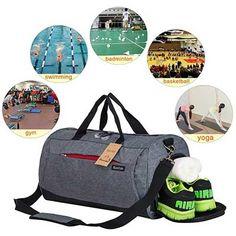 7ac60d6e85 Kuston Sports Gym Bag Best Gym, Gym Bags, Sports Bags