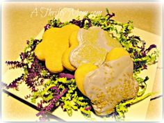 Light and fluffy Sugar Cookie recipe