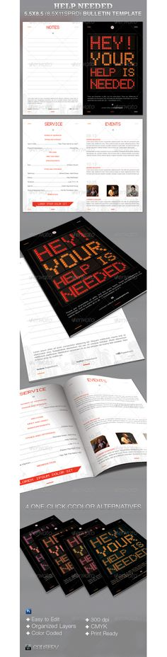 Lord Of The Harvest Church Bulletin Template  Church Bulletin