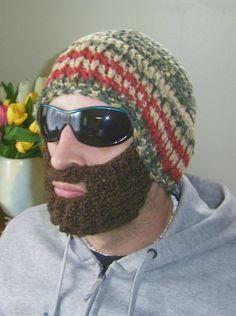 Beard Hat! Awesome!