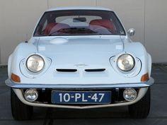 Opel GT - 1970