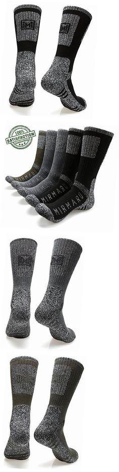 Socks 181362: M201-Men S 5 Pairs Multi Performance Outdoor Sports Hiking Trekking Crew Socks -> BUY IT NOW ONLY: $38.91 on eBay!