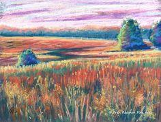 Fran Redmon Pastel Paintings