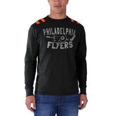 Philadelphia Flyers Bruiser Long Sleeve t-shirt | Shibe Vintage Sports #shibevintagesports #philly