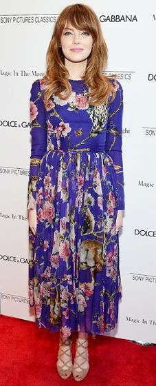 "Emma Stone: ""Magic in the Moonlight"" Premiere"