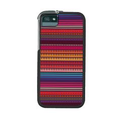 Colorful Stripes iPhone 5 Cover
