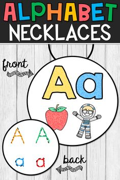 Alphabet activities are so important in Kindergarten.  Learning the alphabet is a top skill that all students need to master and this alphabet craft can make it fun for everyone.  #kindergartenlearning #kindergartenliteracy