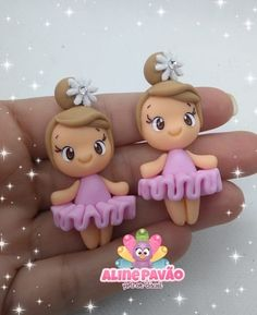 Polymer Clay Figures, Fimo Clay, Polymer Clay Charms, Polymer Clay Creations, Polymer Clay Art, Clay Crafts, Felt Crafts, Fondant Cake Toppers, Clay Design
