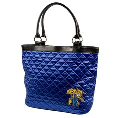 Kentucky Wildcats NCAA Quilted Tote (Royal)