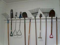 Smart garden shed organization ideas 51