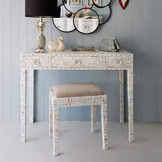 ​Bone Inlay Furniture | sheerluxe.com