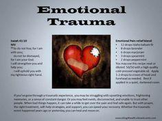 YLEO receipe for Emotional Trauma