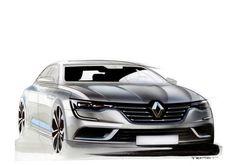 New 2016 Renault Talisman.