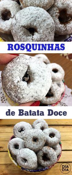 Rosquinhas de Batata-Doce