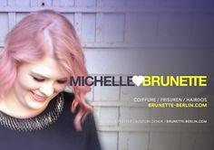 BRUNETTE ♥ MICHELLE / our BELLE / dat kölsche girl fits very WELL / bienvenue à l'équipe  / willkommen im team / welcome to our team / #hellosunshine #lavieenrose #lequipebrunette / ✃ ✁ ✃ ✁ ✃