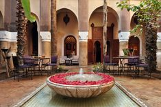 The Villa Nomade, riad in Marrakech, stay in a traditional arab residence in Morocco | lavillanomade