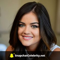 Lucy Hale Snapchat