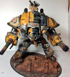 Hawkshroud Imperial Knight