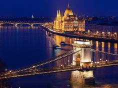 Overall Rating: 86.090With some of the best Art Nouveau architecture in Europe, scenic Budapest has no bad angles. Explore the Hungarian capital's spa culture with thermal baths built in the 16th and 17th century, and make sure to pay a visit to the ornate New York Kávéház for coffee and a pastry. Walk the Széchenyi Chain Bridge at night over the Danube River for magnificent views, and eat a bowl of traditional gulyás at the three-level Central Market before turning in for the night.