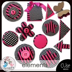 Mix Designer nº77 by Fa Maura { CUse } [FaMaura_PinkListadoPRTBolinha] - $2.00 : FaMaura.com - scrapshop