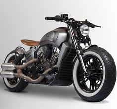 Indian Scout More