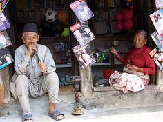 Newsstand, Nepal