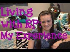 Living with Retinitis Pigmentosa: My RP Experience - Molly Burke - YouTube
