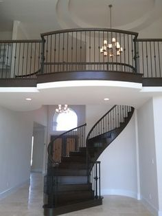 ... Portland Stair Company. West Ranch Residence   Traditional   Staircase    Houston   Shannon Modrell Interiors