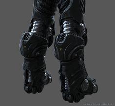 Render Boots Back by bggeneral on DeviantArt