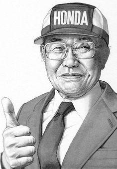 Honda Bikes, Honda Cars, Soichiro Honda, Classic Bikes, Batman, Motorcycles, Leather, Graphics, Sport