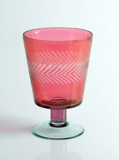 Rose Colored Glass Vase | Hawthorne & Wren