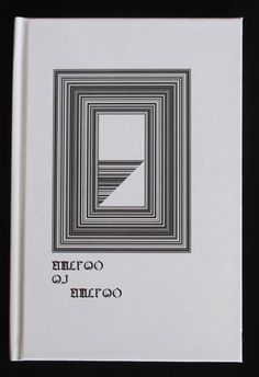 'Utopia in Utopia' (Thomas More's original text typeset in 'the island of utopia').