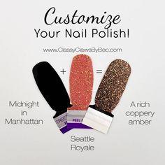 Dry Nail Polish, Dry Nails, Nail Color Combos, Color Nails, Color Street Nails, Nail Art, Pedi, Nautical Nails, Aztec Nails