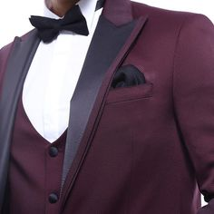 Burgundy Tuxedo...  www.wessi.com  .  #style #fashion #mensfashion #menstyle #menstreetstyle #streetstyle #instafashion #fashionblogger #mensfashionpost #mensfashionblogger #mensfashiontips #menssuits #menspants #mensknitwear #mensjeans #mensjackets #mensblazer #menssunglasses #sunglasses #blazer #jacket #suits #luxurylife #luxurymenstyle #luxurymenswear #luxurymenslife #coat #tie