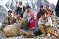 Porters   Project Himalaya | the best Pakistan - Balti - portrait photos