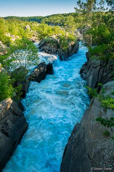 Great Falls, #Maryland, USA #Scenic