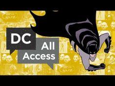 Batman WB Studio Tour Giveaway + Superman's John Romita, Jr. (DCAA 217) - YouTube