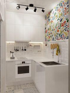 Квартира-студия 25 кв.м: interiors_ru
