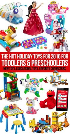 2016 hot toys for toddlers and preschoolers these are the toys that will be popular
